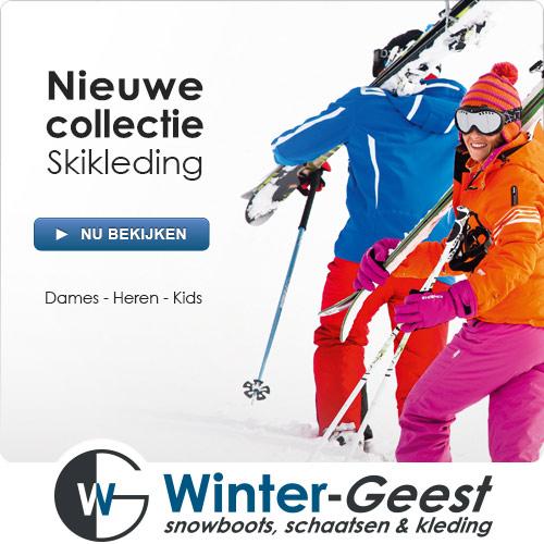 Winter-Geest richt zich voornamelijk op de online verkoop van schaatsen, snowboots en winterkleding.
