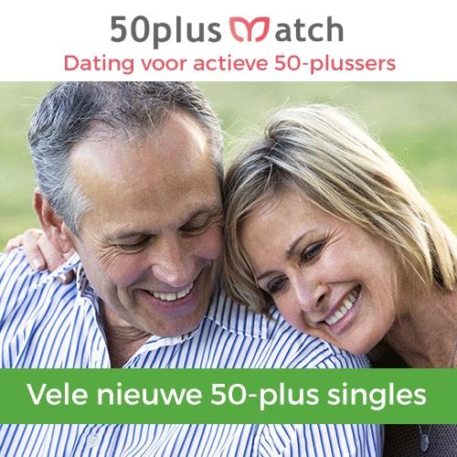 50plusMatch dating voor nieuwe singles boven de 50